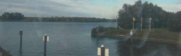 Livecam Drimmelen - Nieuwe jachthaven