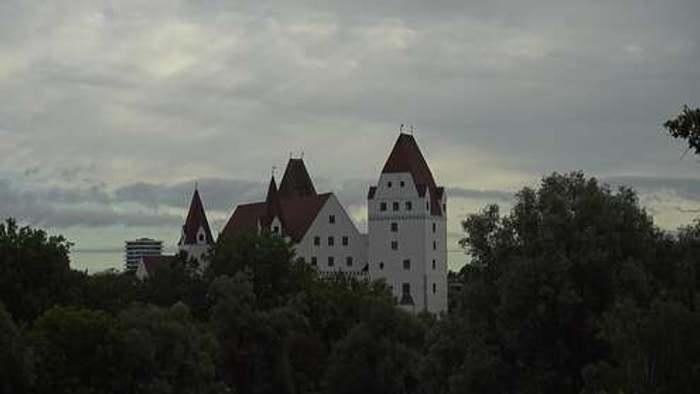 HD Live Webcam Ingolstadt - Donau - Klenzepark
