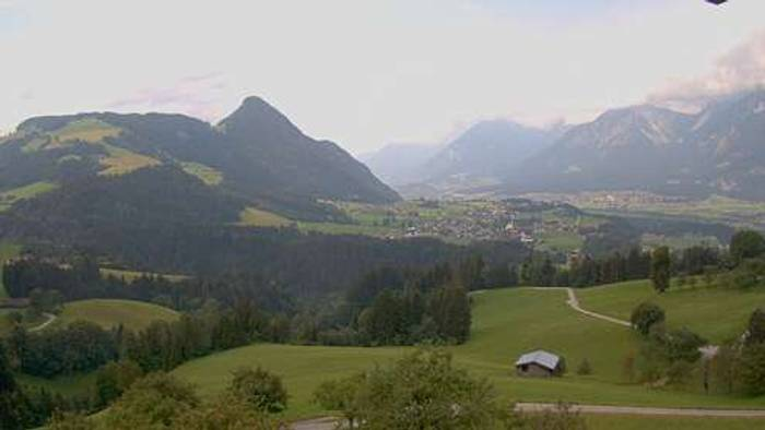 HD Live Webcam Reith im Alpbachtal - Pinzgerhof - Brunnerberg