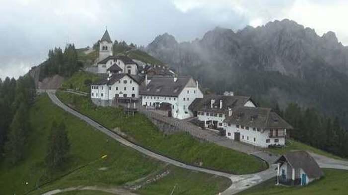 HD Live Webcam Tarvisio - Monte Lussari