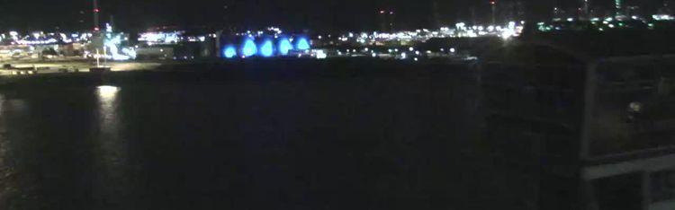 Livecam Hamburg, Altona, Fischmarkt, B&L Gruppe