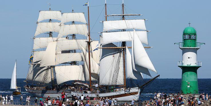 Hanse Sail Rostock 2016