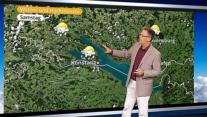 Das Wetter für Rock am See in Konstanz