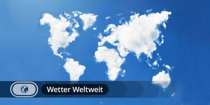 Wetter Weltweit Wettervorhersage Für Alle Kontinente Und Länder