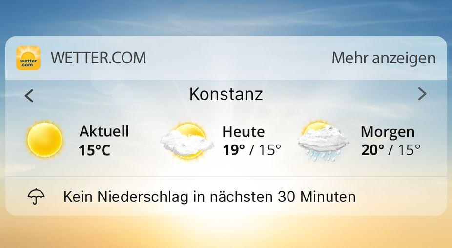Wetter.Com Whatsapp