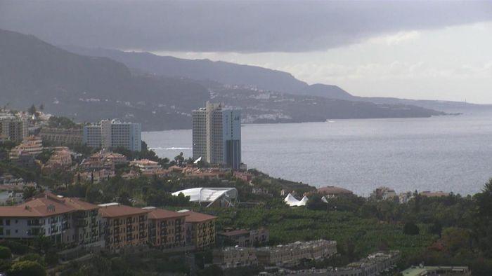 HD Live Webcam Puerto de la Cruz - Teneriffa