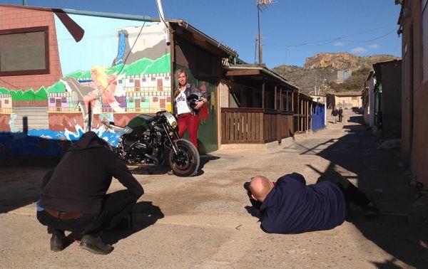 Motorrad Impressionen - Bilder mit Sabine Holbrook