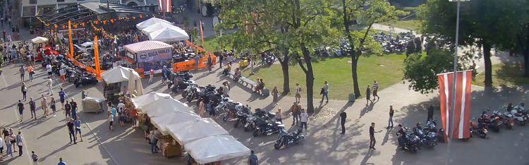 Livecam Riga – Livenplatz