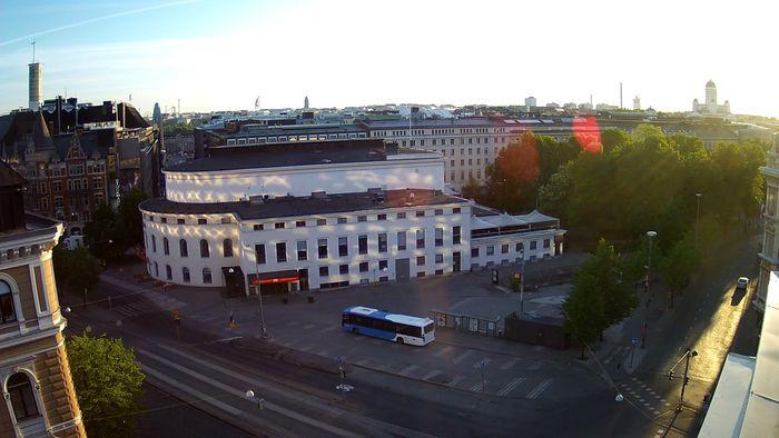 Hd Live Webcam Helsinki Erottaja Klaus K Hotel