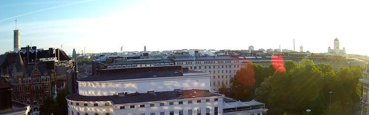 Livecam Helsinki, Erottaja, Klaus K Hotel