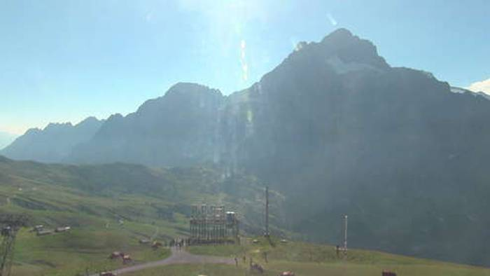 HD Live Webcam Grindelwald - Grindelwald First