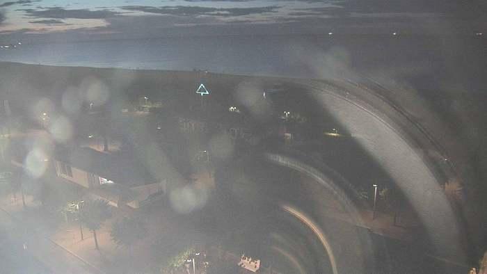 HD Live Webcam Usedom - Seebad Ahlbeck - Seebrücke - Ahlbecker Hof