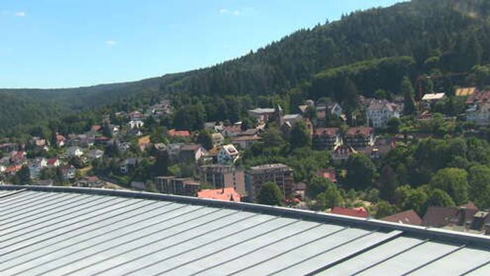 HD Live Webcam Bad Herrenalb - Schwarzwald Panorama