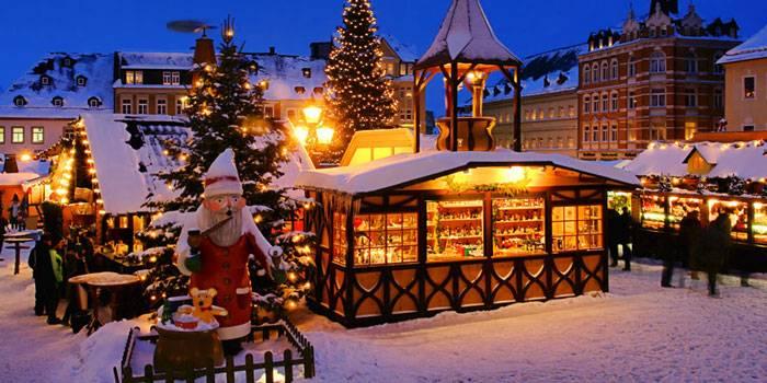 Die Funf Schonsten Weihnachtsmarkte In Deutschland Wetter Com