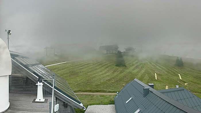 HD Live Webcam Gerlitzen Gipfel - Alpinhotel Pacheiner
