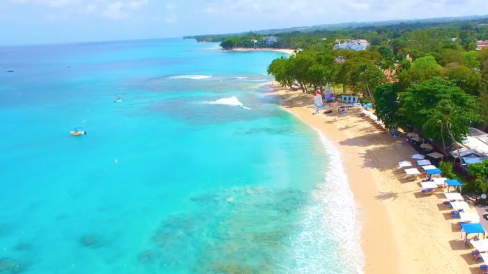 barbados wetter