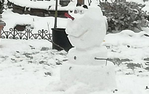 Ihre schönsten Schneemänner