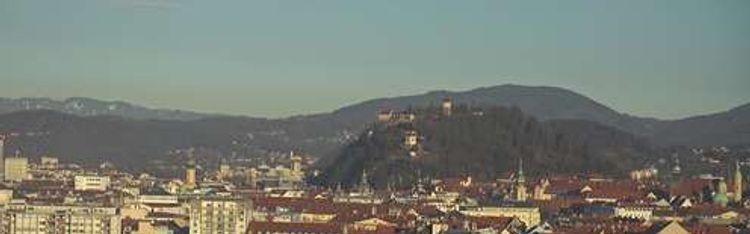 Livecam Graz - Innenstadt - Schloßberg