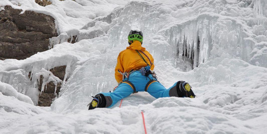Klettergurt Eisklettern : Eisklettern aus der nische zur neuen trendsportart wetter