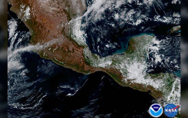 Neuer Wettersatellit zeigt unsere Erde besonders scharf