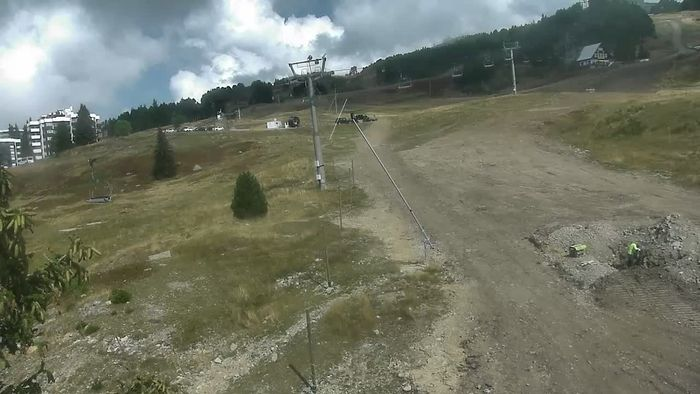 HD Live Webcam Chamrousse