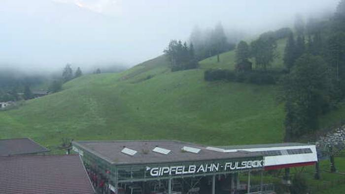 HD Live Webcam Dorfgastein - Pongau - Talstation Fulseck
