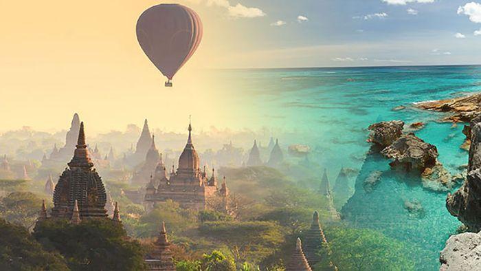 Myanmar, Dominica oder Kanada -  Die Top 10 der Reiseziele 2017