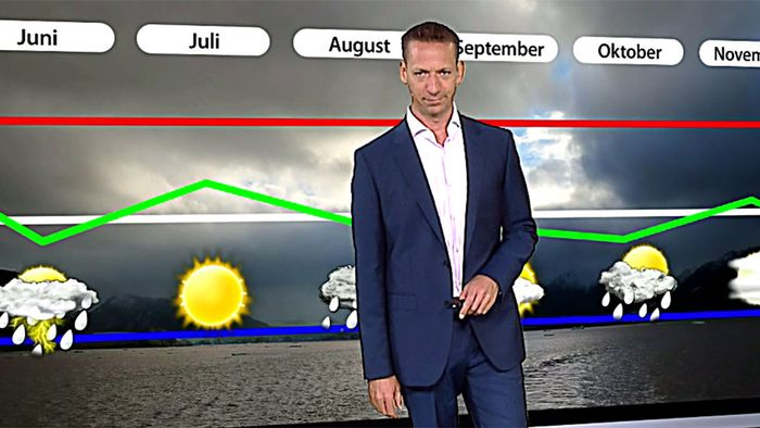 Kais Kolumne: Sommertrend zeigt laut NOAA klar nach unten