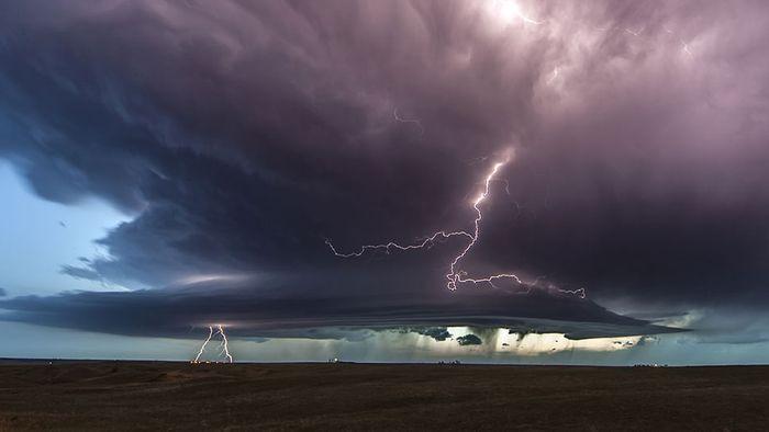 Kraftvoll und zerstörerisch: So entstehen Gewitter