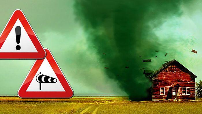 Die 5 stärksten Tornados in Deutschland