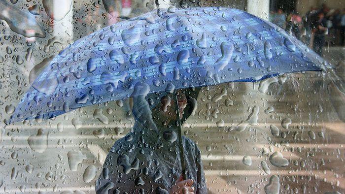 Niesel, Landregen oder Starkregen? Das sind die Unterschiede