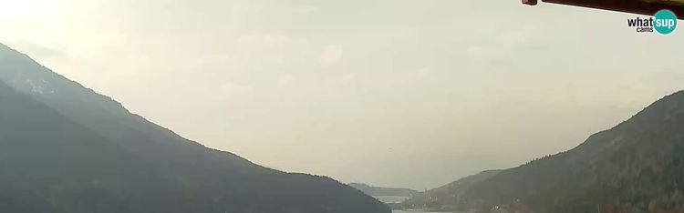 Livecam Bedollo - view of Piazze Lake