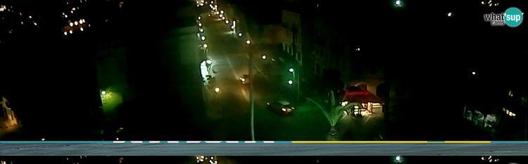 Livecam Webcam Hermoupolis - Miaoulis Square - Syros island