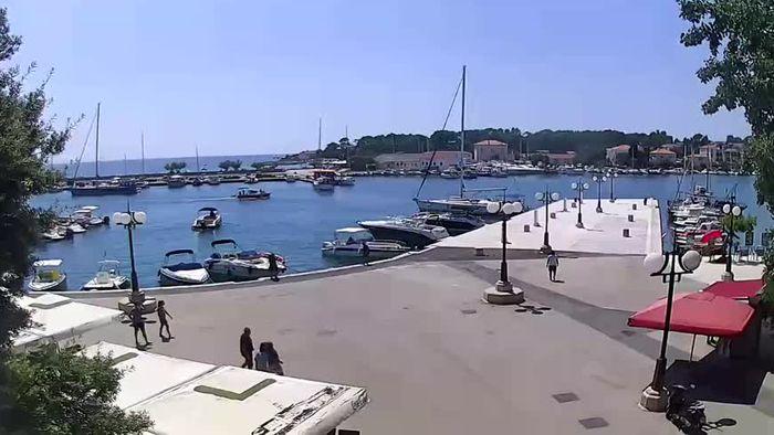 HD Live Webcam Krk - Marina - Kvarner Bucht