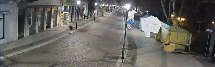 Livecam Gorizia - Corso Verdi