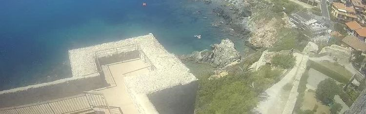 Livecam Port of Talamone
