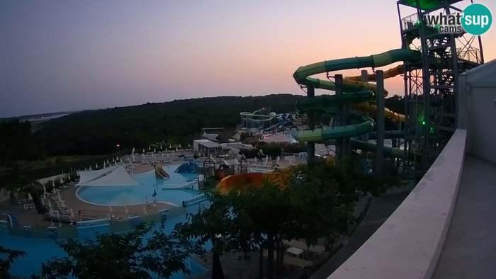HD Live Webcam Aquapark - Istralandia