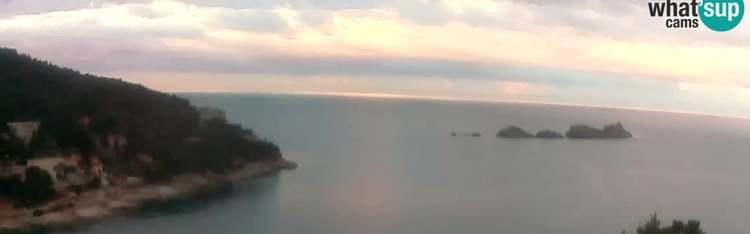 Livecam Dubrovnik -  Lapad bay