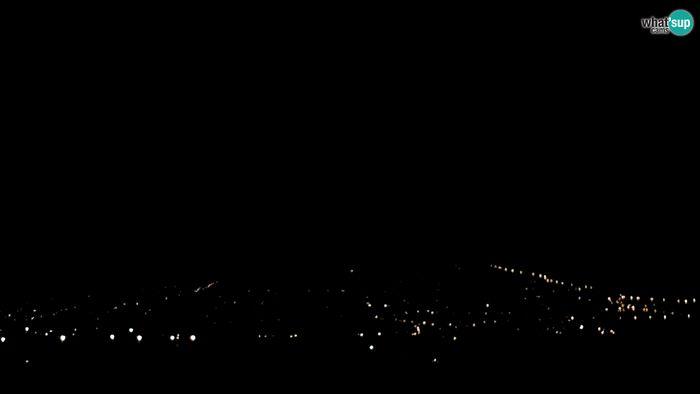 HD Live Webcam Gemona del Friuli  - Panorama of city