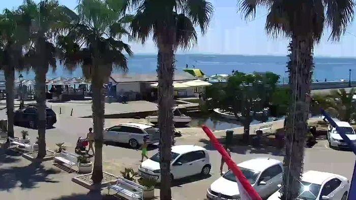 HD Live Webcam Insel Vir - Trg Svetog Jurja