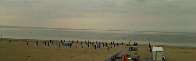 Livecam Grado Pineta - Beach
