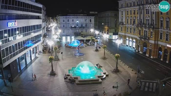 HD Live Webcam Jadran square