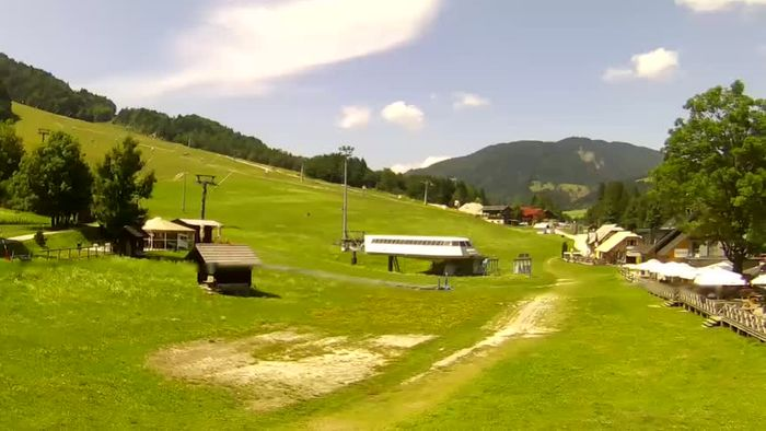 HD Live Webcam RTC Kranjska Gora - Beach