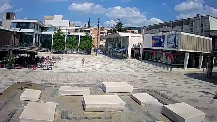 HD Live Webcam Nova Gorica - Bevkov trg