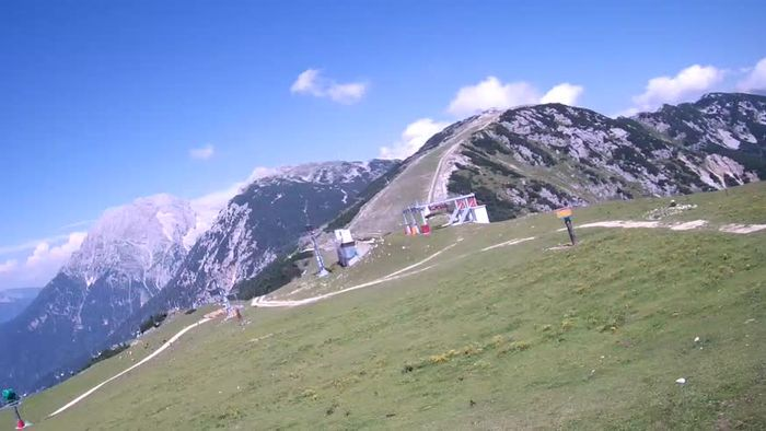 HD Live Webcam Krvavec - Tiha dolina