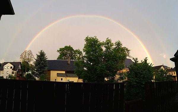 Ihre schönsten Regenbögen