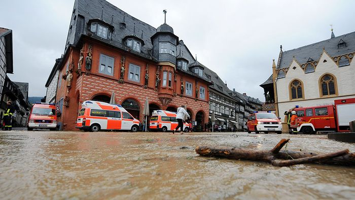 Wetter.Com Goslar