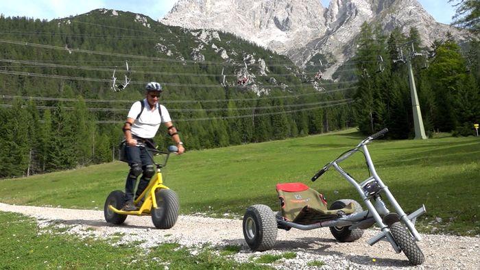 Monsterroller: Speed und Spaß in der Tiroler Zugspitz Arena