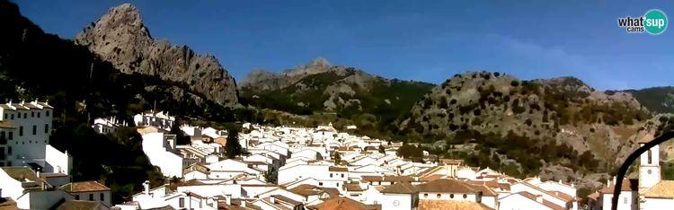 Livecam Grazalema (Cadiz)