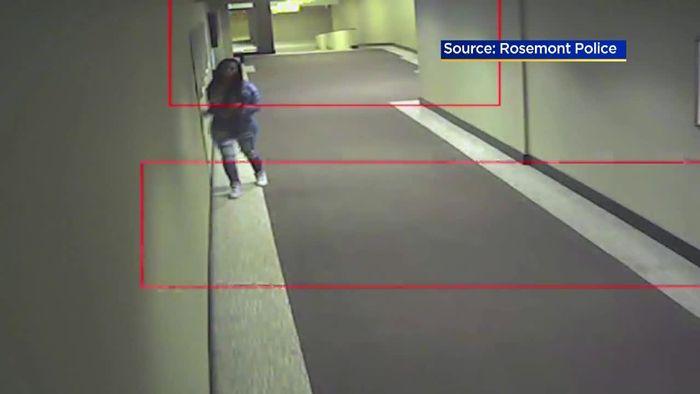 In Kühlkammer erfroren: Teenager torkelt vor ihrem Tod durch Hotel